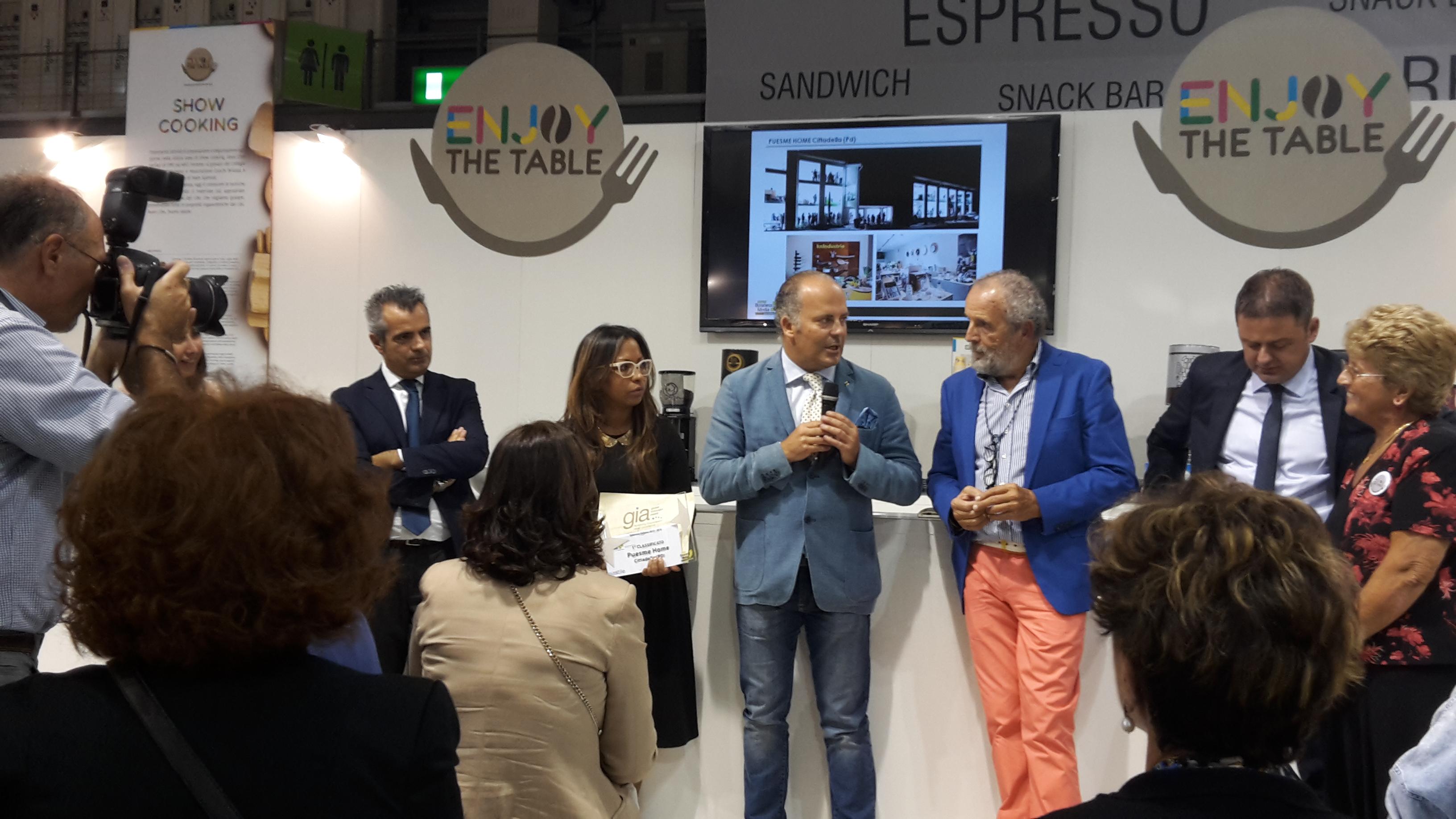 Puesme Home primo classificato al Global international Award